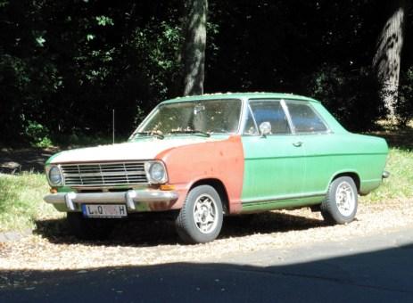 Opel Kadett in Eutritzsch