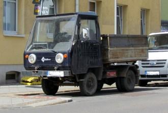 Multicar in Lindenau