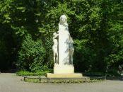Schillerdenkmal im Promenadenring