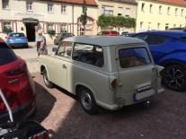 500er Trabant in Freyburg an der Unstrut