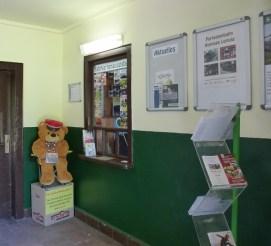 Im Bahnhof Auensee