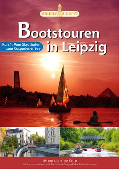 Bootstouren in Leipzig - Kurs 1