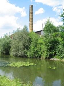 Kanal in der Nähe vom Kanal 28