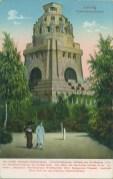 Das größte Denkmal Deutschlands, historische Postkarte