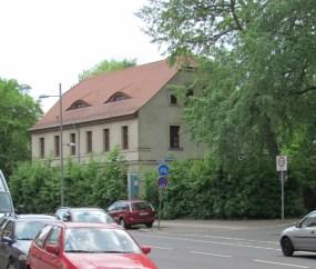 Götzhaus in der Lützner Straße