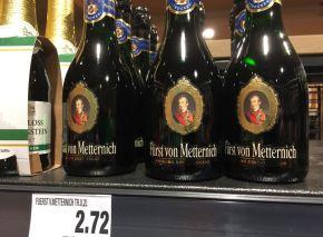 Fürst Metternichs Sekt aus Hessen