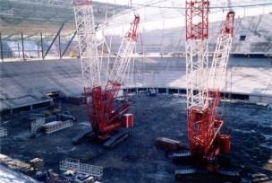 Zentralstadion im Jahr 2003