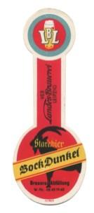 Landes-Brauerei Bock Dunkel