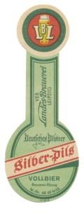 Landes-Brauerei Silberpils