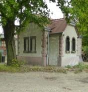 Bahnhof Schönefeld, ehem. Toilettenhäuschen
