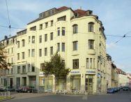 Das Eckhaus Rietschel- / Demmeringstraße