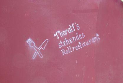 Thoralfs stehendes Rollrestaurant