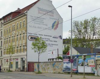 Malermeister Frank, Wurzner Straße