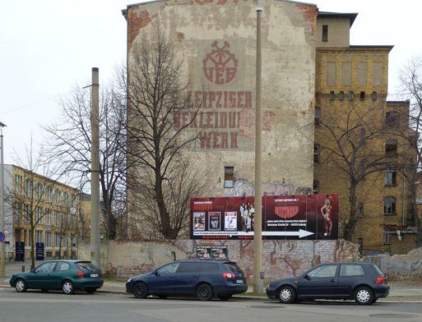 VEB Leipziger Bekleidungswerk, Wittenberger Straße
