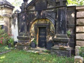Auf dem Nordfriedhof, Mai 2019