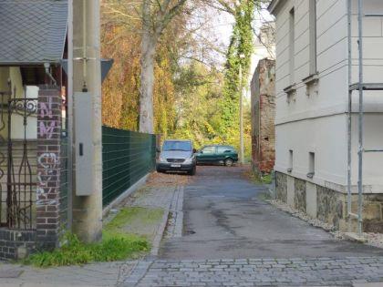 Eingang von der Platnerstraße aus