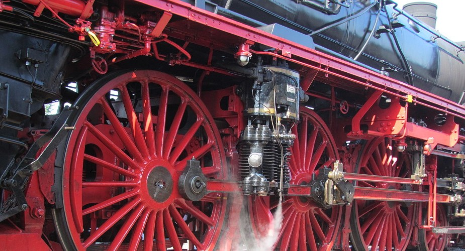Im Eisenbahnmuseum II