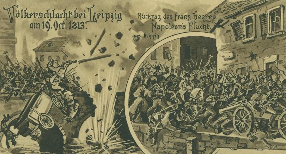 Postkarten vom Denkmal II