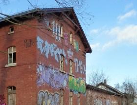 Verlassene Bahnhöfe VII