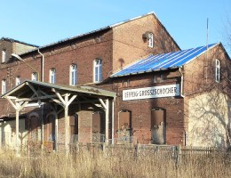Verlassene Bahnhöfe VIII