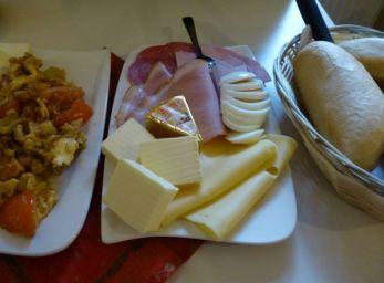 Frühstück in Eutritzsch