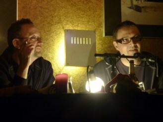 Volly und André im Helheim