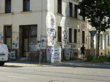 Zschochersche / Ecke Lauchstädter Straße