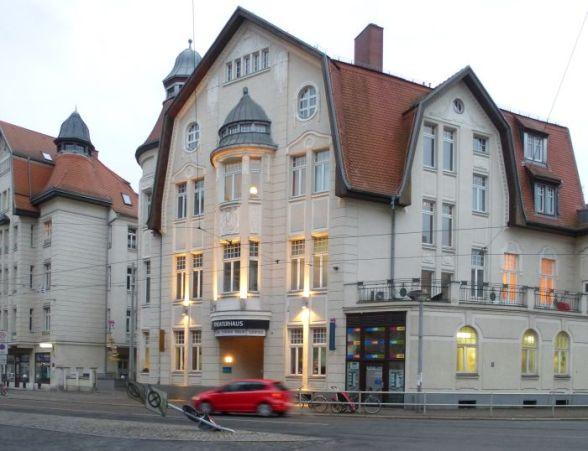 Im Theaterhaus befand sich das Tabori
