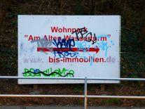 Zwischen Lindenthal und Wahren