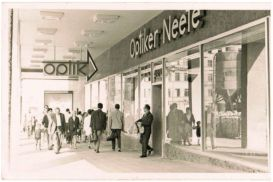 Optiker Neefe 1970 (Foto: Archiv Neefe)