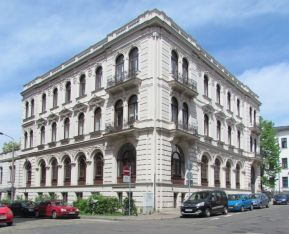 Grieg-Begegnungsstätte in der Talstraße