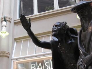 Mephisto vor Auerbachs Keller