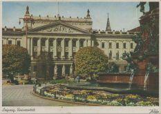 Alte Universität und Mendebrunnen