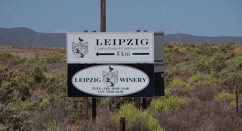 Leipzig in Südafrika