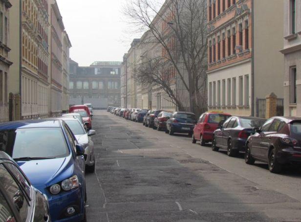 In der Sachsenstraße