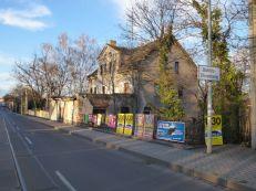 Geheimnisvolles Haus in Böhlitz-Ehrenberg