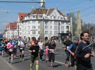 Marathon in Leipzig 2015