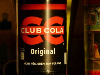 Club-Cola aus Berlin