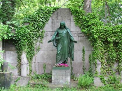 Der grüne Heiland von Sellerhausen