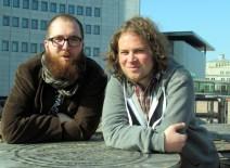 Nils und Jan