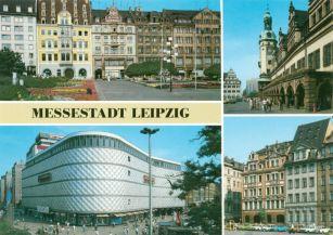 Messestadt Leipzig (Fotos: Znamenany)