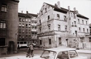 Bergschlößchen 1989 (Foto: Harald Stein, Wortblende)