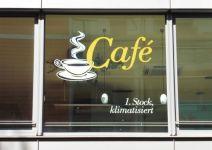 Klimatisiert - Lerchen-Café am Neumarkt 8