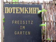 Sogar in Halle: Potemkin in der Kleinen Ulrichstraße