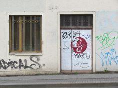 Bär in der Delitzscher Straße