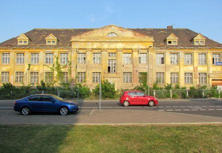 Ehemaliges Dux-Verwaltungsgebäude