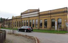 Alte Matratzenfabrik in Mölkau