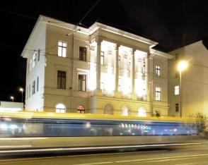 Am alten Straßenbahnhof Reudnitz