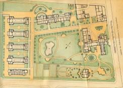 Lageplan (aus der Broschüre von 1920)