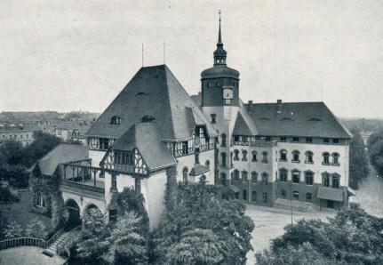 Schwesternhaus (aus der Broschüre von 1920)